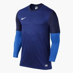 09e2b0384 NIKE Club Goalie II US Authentic Soccer GK Goalkeeper Jersey NEW ...