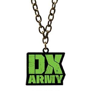 Colgante-WWE-GENERACIoN-D-X-ARMY-catch-collar-NUEVO