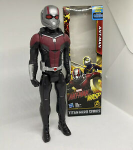 Marvel Ant-Man and The Wasp Titan Hero Series Ant-Man w// Titan Hero Pwr FX Port