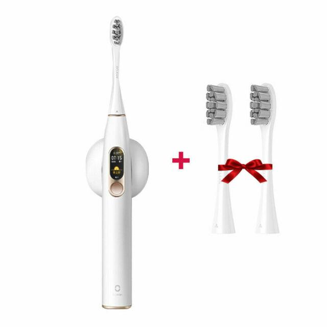 Xiaomi Oclean X Elektrische Schallzahnbürste Zahnbürste + 2PCS Zahnbürstenköpfe
