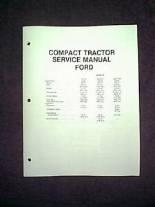 image is loading ford-tractor-riding-mower-models-yt-16-lgt-