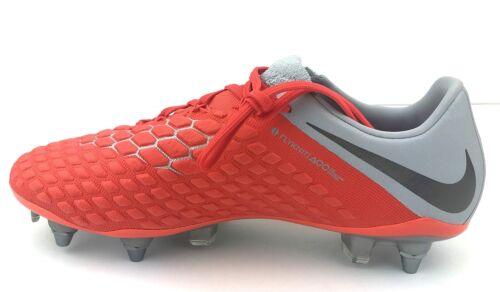 Nike Hypervenom 3 Elite SG PRO SOCCER SHOES AJ6703-601 Rouge-Taille 11