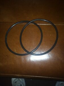 Pentair-350013-Challenger-WhisperFlo-Lid-O-Ring-for-Pool-or-Spa-Pump-2-Pack