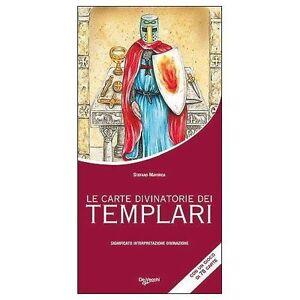 Le-Carte-Divinatorie-dei-Templari-in-Cofan-Nuovo-Libro-esplicativo-Tarocchi