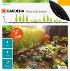 GARDENA Micro-drip-system Start-set Pflanzreihen s 13010-20