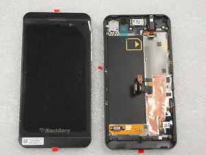 BlackBerry-Z10-3G-LCD-Screen-amp-Digitizer-Assembly-3G-Mid-Frame-Black