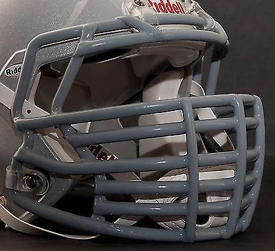 Riddell Revolution SPEED S2BDC-HT-LW S-Bar Football Helmet Facemask - GRAY