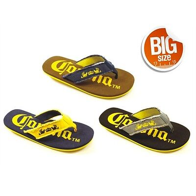 b977f97bca8 Mens Corona Big Sizes Sandals Flip Flops Men s Extra Sizes Beach Sandals  CR2026