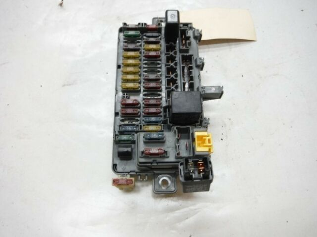 1995 Acura Integra Se Interior Fuse Box Assembly Oem 1996