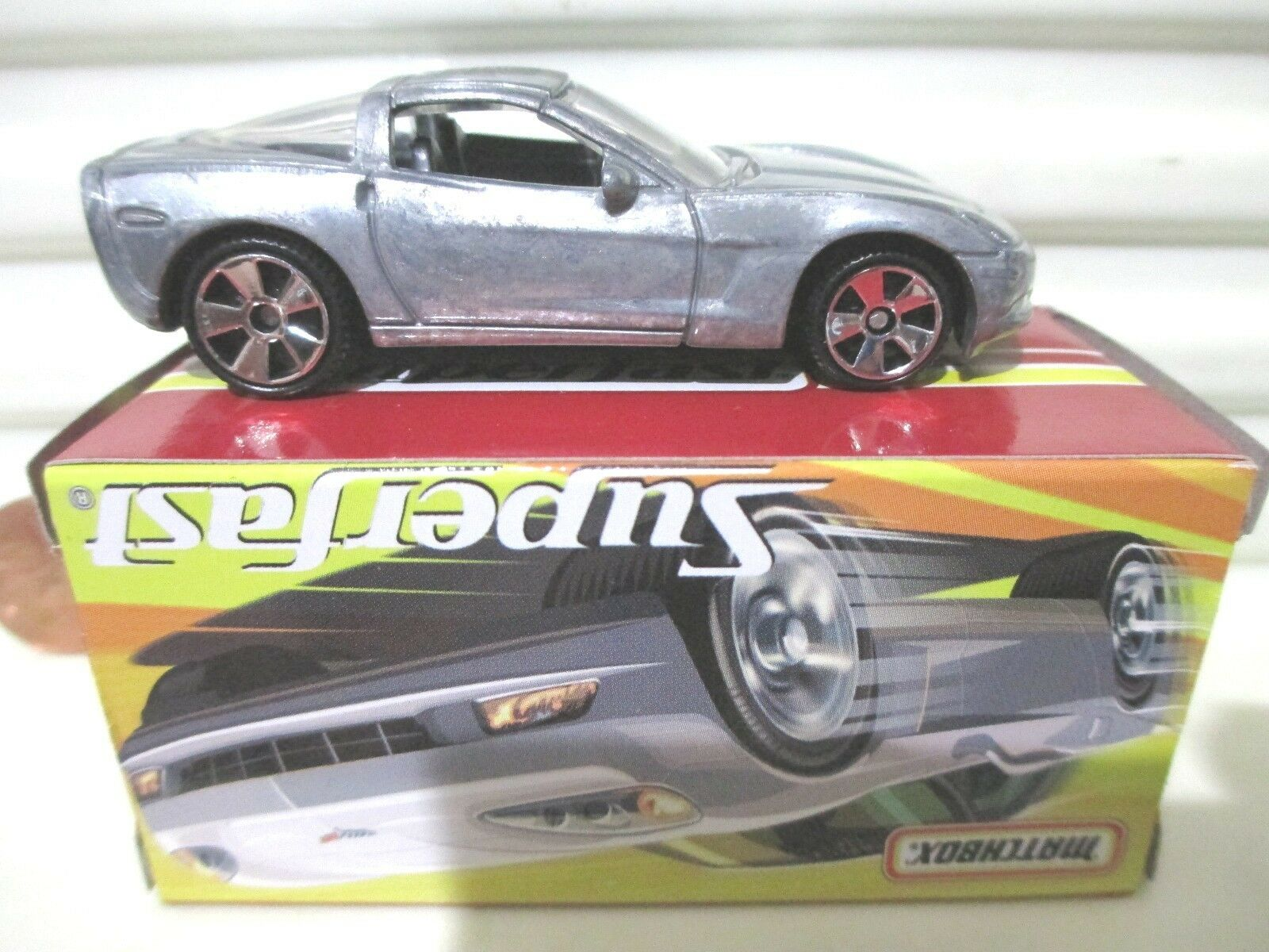 Matchbox 2005 Hershey Toy Show Dealer Chevrolet Corvette C6 Car New Boxed