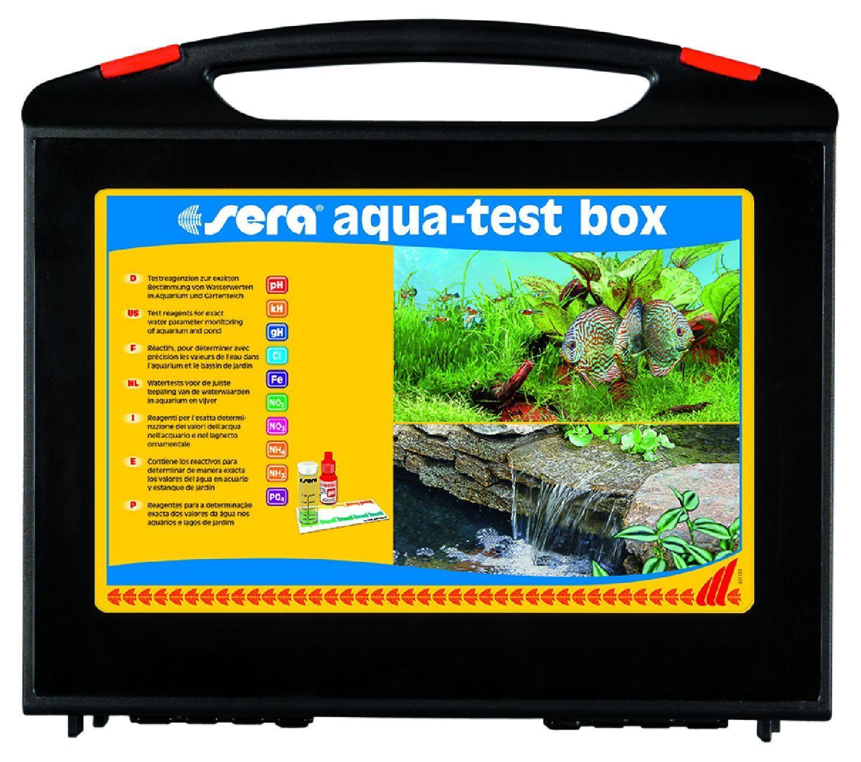 Sera aqua testbox acqua-Test VALIGIA