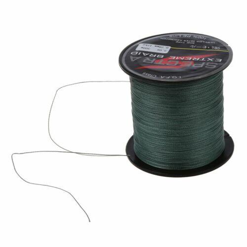 Nylon braid Fishing Wire 30lb 300M 11kg for Lure Train  U1G5