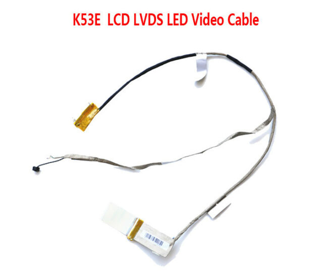 14G221036004 Asus K53 A53S X53 K53E K53S X53E X53SJ X53SV Series LCD Video Cable
