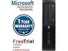 Refurbushed HP Compaq Pro 6305 SFF AMD A4-5300B 3.4G / 4G DDR3 / 1TB / DVD / Win