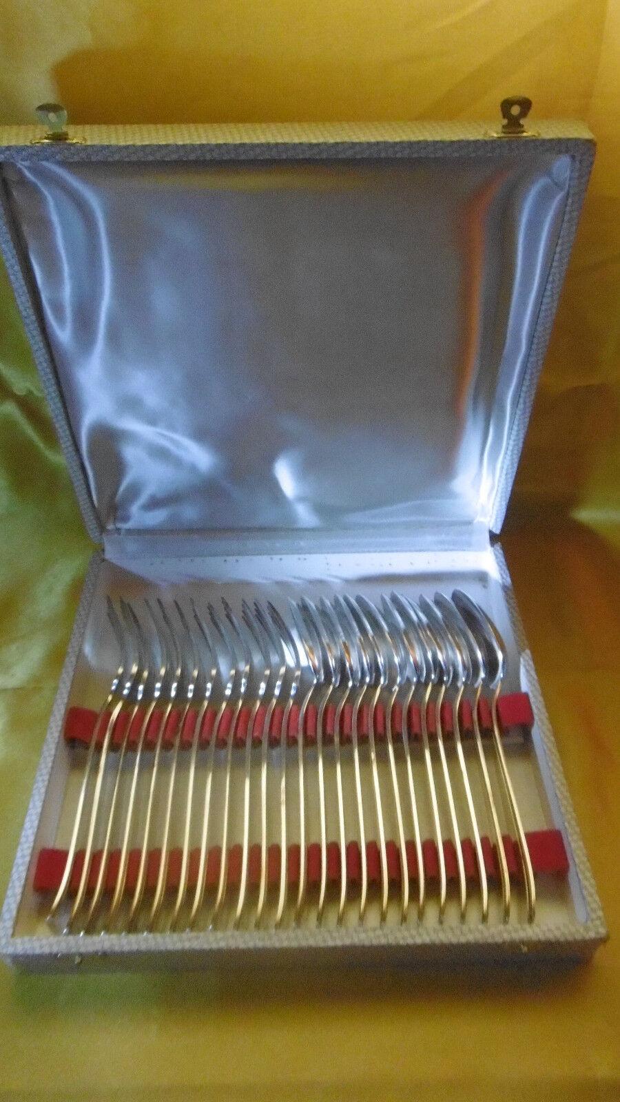 Menagere 24 pieces metal argenté saglier freres