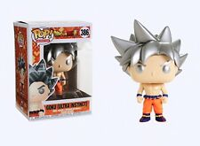 Funko Pop Ultra Instinct forme Animation-Dragon Ball Super #386 Goku