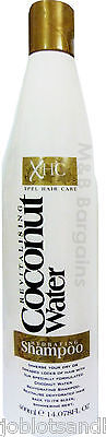 Xpel Hair Care XHC Revitalising Coconut Water Hydrating Shampoo 400ml