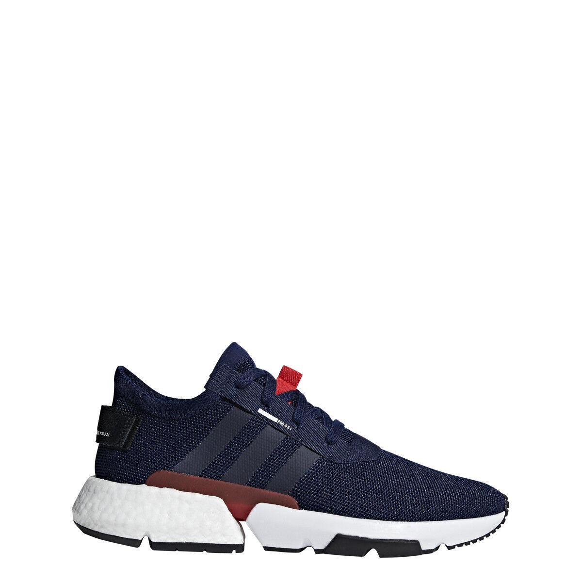 Adidas Mens POD-S3.1 bluee bluee Red - G26512