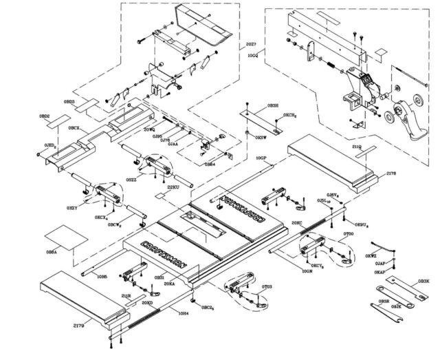 Benchtop Adjustable Power Supply Schematics