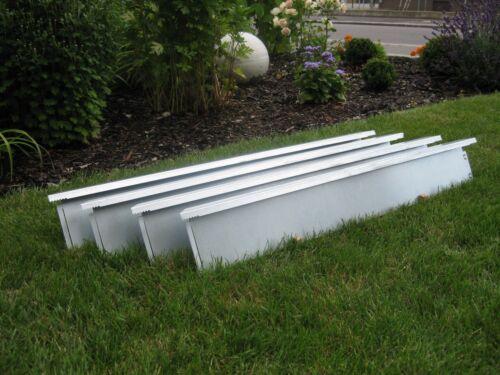 Mähkante pelouse 10m galvanisé pour vos parterres métal