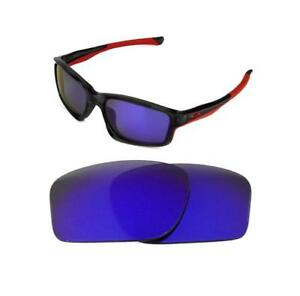 6289e4b57d95b9 Image is loading NEW-POLARIZED-REPLACEMENT-PURPLE-LENS-FOR-OAKLEY-CHAINLINK-