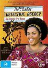 The No.1 Ladies Detective Agency : Season 1 (DVD, 2011, 3-Disc Set)