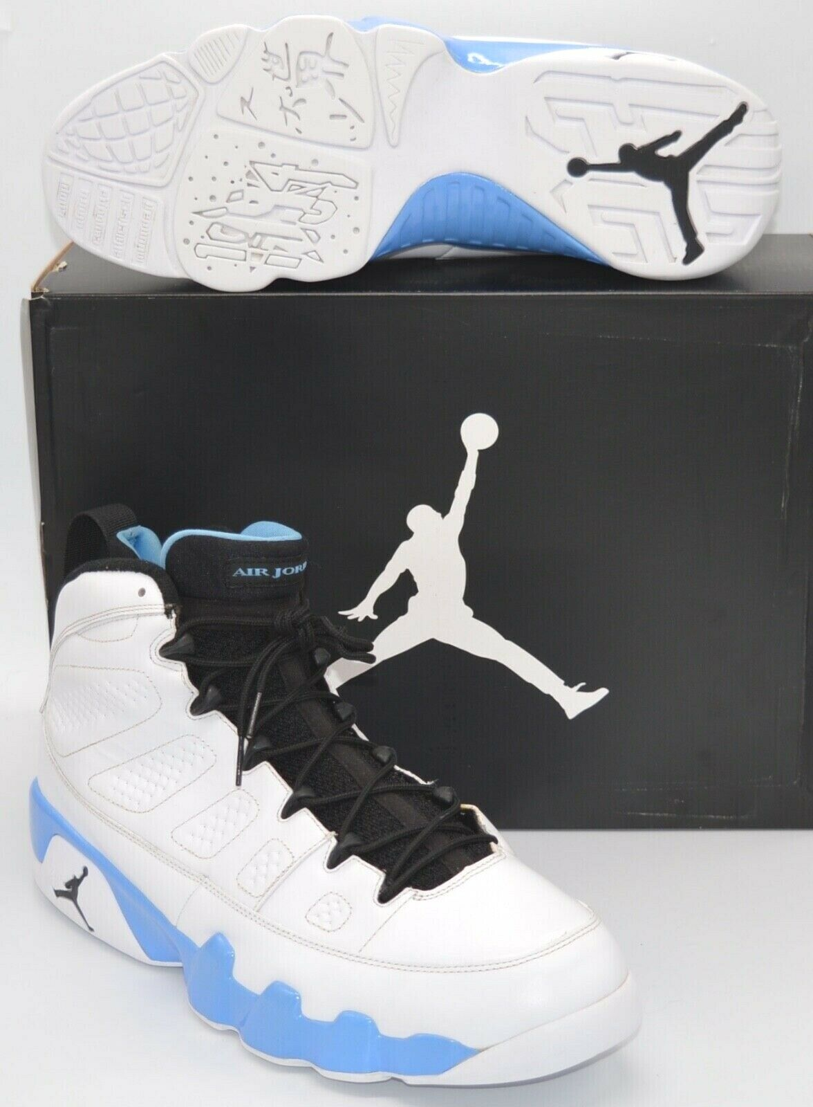 Nike Air Jordan IX (9) Retro White
