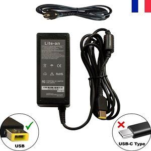 Chargeur-d-039-Alimentation-20V-3-25A-65W-Pour-Lenovo-ThinkPad-T470-T470s-P51s