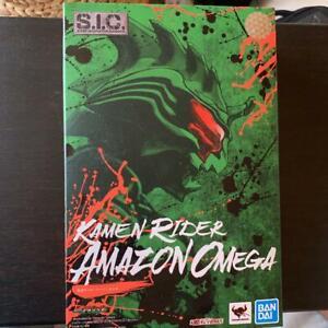 S-I-C-Masked-Kamen-Rider-Amazons-AMAZON-OMEGA-Action-Figure-PREMIUM-BANDAI
