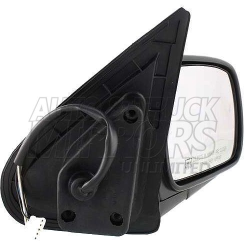 Heated Fits Quest 96-98 Passenger Side Mirror Replacement