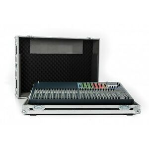 soundcraft si expression 2 digital mixer flight case ebay. Black Bedroom Furniture Sets. Home Design Ideas