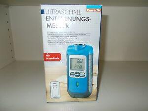 Entfernungsmessung Mit Ultraschall : Powerfix ultraschall entfernungsmesser mit laserdiode #k 47 6 ebay