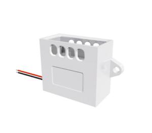 White Positive and Negative Ion Generator to Taste Fresh Fridge