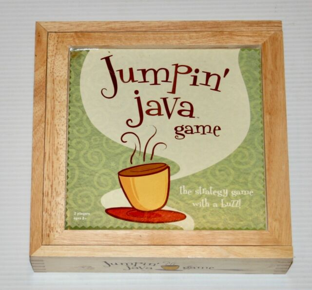 2 By Box Game Jumpin' Java Player 2003 Strategy Super Fundex Wood tsrhQdC