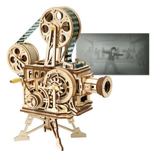 Robotime-DIY-Wooden-Vitascope-Model-Building-Kits-Film-Projecter-Toy-Gift-Adults