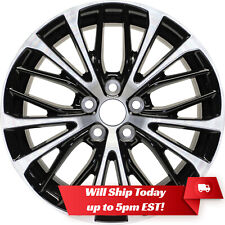 New 18 Premium Alloy Wheel Rim For 2018 2019 2020 Toyota Camry Se 75221 Fits Toyota