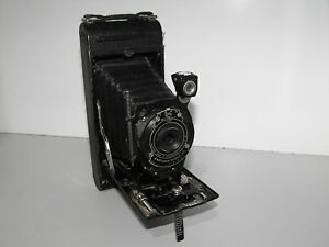 Rare Vintage Eastman Kodak Co No 1a Pocket Folding Film Camera Made In Usa Ebay