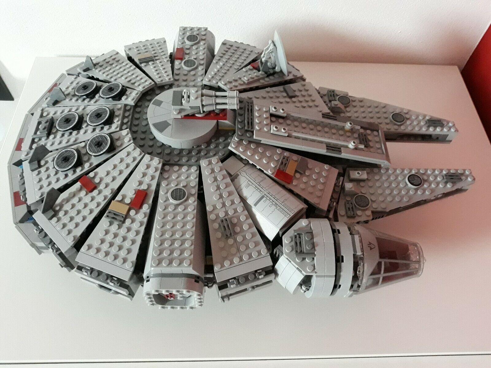 Lego 7965 estrella guerras Millennium Falcon estrellaguerras Millenium  Falcon  comprare sconti