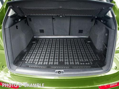 AUDI A6 C7 berline 4 portes 2011-2018 EXCLUSIV Tapis de coffre en caoutchouc