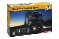Iveco Stralis Yellow Devil Kit 1:24 Italeri IT3898
