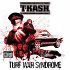 Turf War Syndrome [PA] by T-K.A.S.H. (Vinyl, Mar-2006, Guerrilla Funk)