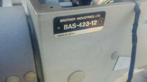 Brother BAS 423 Embroidery Machine Wiper solenoid Assembly Complete