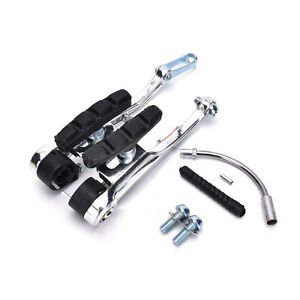 1PC Bike Disc Brake Transformer Converter Bicycle Holder Frame Brake AdaODUS