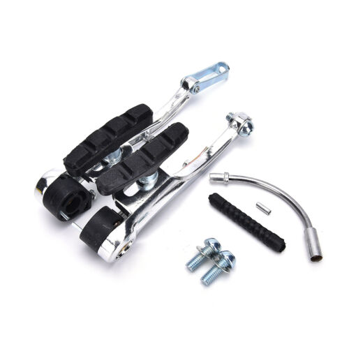 Mountain Bike Bicycle Alloy Front Rear V Brake Levers Caliper Set Tail Brake YH