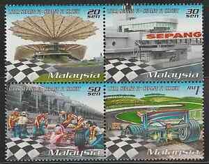 244Se-MALAYSIA-1999-GRAND-PRIX-SEPANG-F1-CAR-RACING-SET-FROM-SHTLT-MNH-C-RM-6