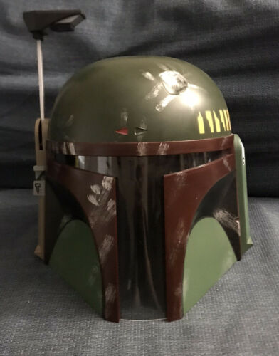 Star Wars Boba Fett Deluxe Helmet Force awakens 20