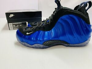 reputable site 52955 24380 Image is loading NIKE-AIR-FOAMPOSITE-ONE-XX-20th-ANNIVERSARY-ROYAL-