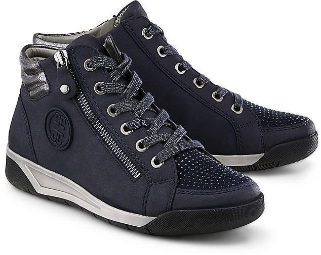 Jenny Baskets bleues Taille 37 - 39 Fashion Sport Loisir 22-64704 Seattle