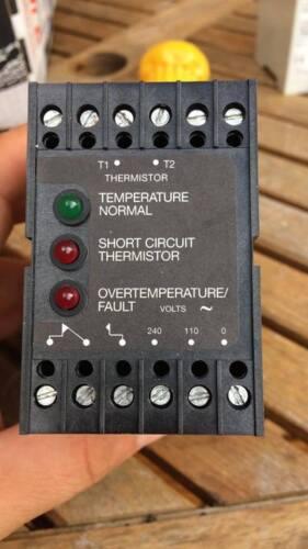 Crossland componentes Termistor Relé tipo TR3
