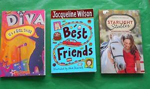 Diva-Best-Friends-amp-Starlight-Stables-3-Books